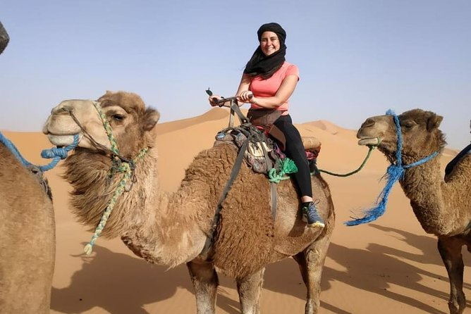 4 days trip from FEZ to MARRAKESH spending 2 nights in MERZOUGA