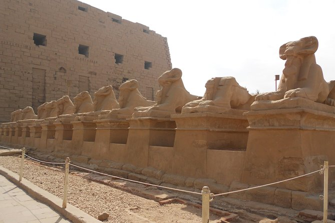 Luxor Sightseeing From Hurghada Day Tour