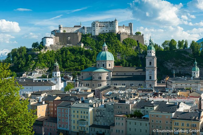 2-Hour Private Salzburg City Highlights Tour