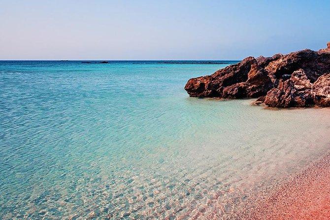 Elafonisi beach (From Rethymno)