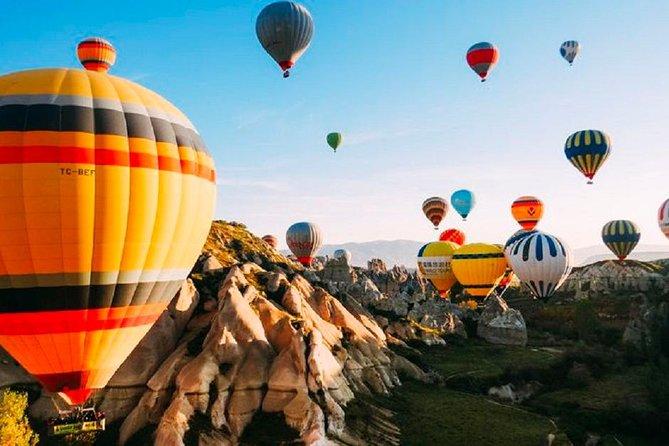 Stambul to Cappadocia Private Transfer service.