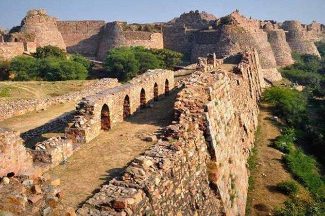 Tughlaqabad Fort Ruins