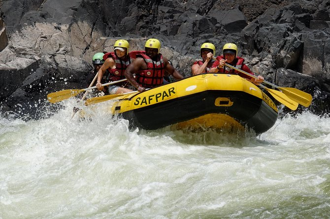 Raft the Zambezi photo 11