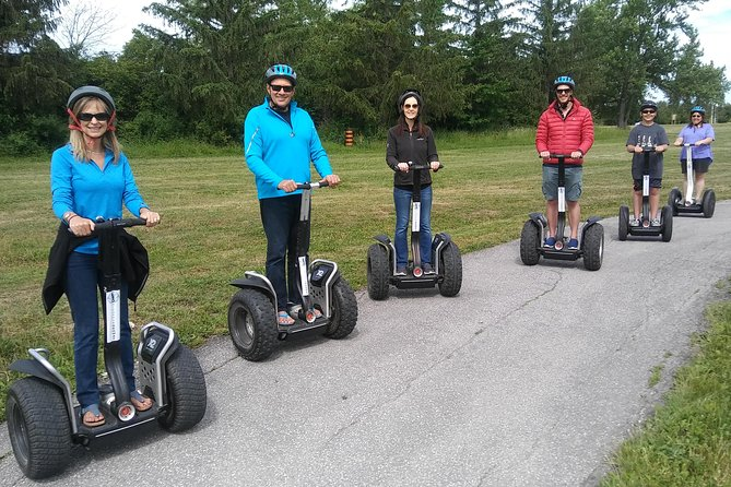 Segway Tour along the Welland Canal with Local Guide