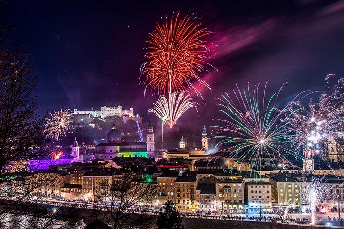 3-nat nytår pakke i Salzburg