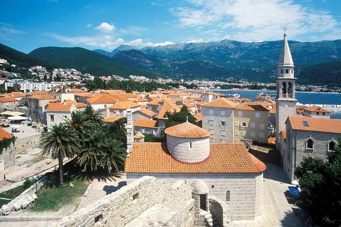 Budva and Sveti Stefan Island