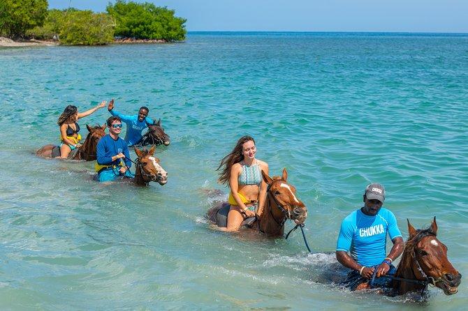 Horseback Ride and Swim from Ocho Rios