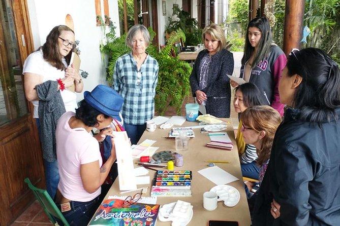 Watercolor Painting Worksphop - Art Class