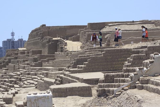 Full Day City Tour + Citadel of Pachacamac photo 13