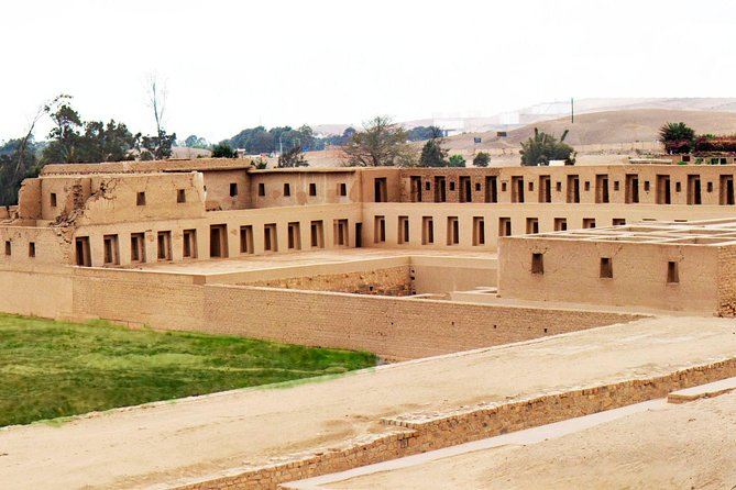 Full Day City Tour + Citadel of Pachacamac