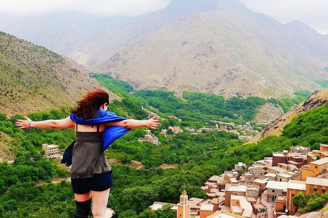 all inclusive Atlas Mountains & 4 Valleys Day Trip from Marrakech