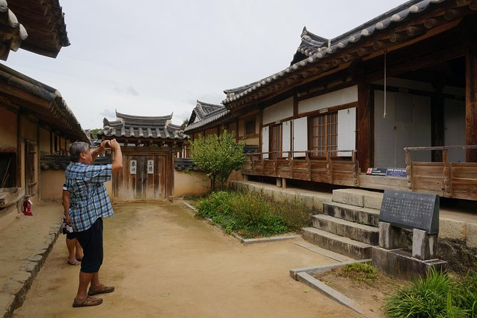 Andong Hahoe Village [UNESCO site] Premium Private Tour from Seoul