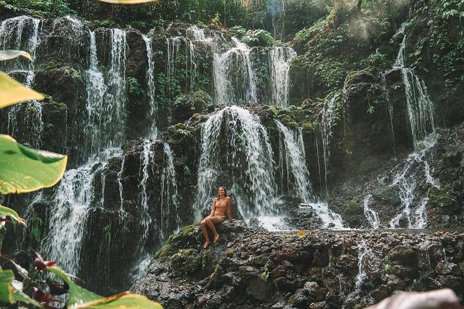 Bali Secret Waterfall Tour (Private & All-Inclusive )