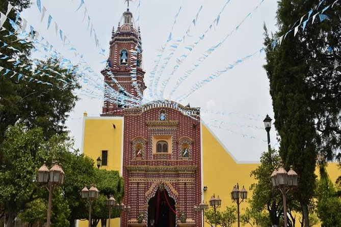 Puebla And Cholula Tour From Mexico City
