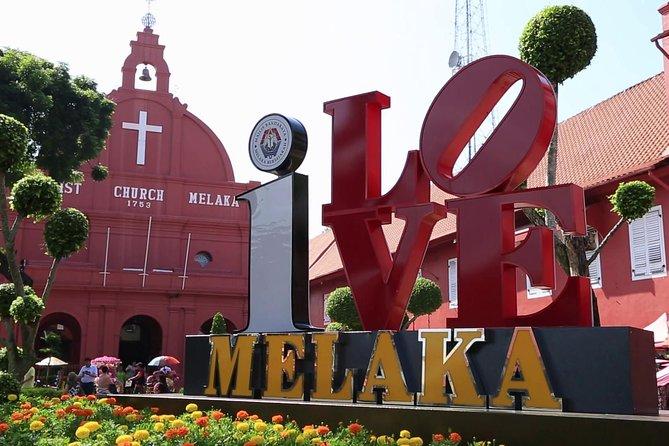 Malacca City Hotels to Kuala Lumpur Airport 1-way Transfer