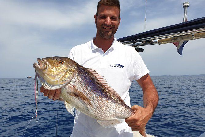 Full Day FISHING Tour to VIS and BIŠEVO Islands