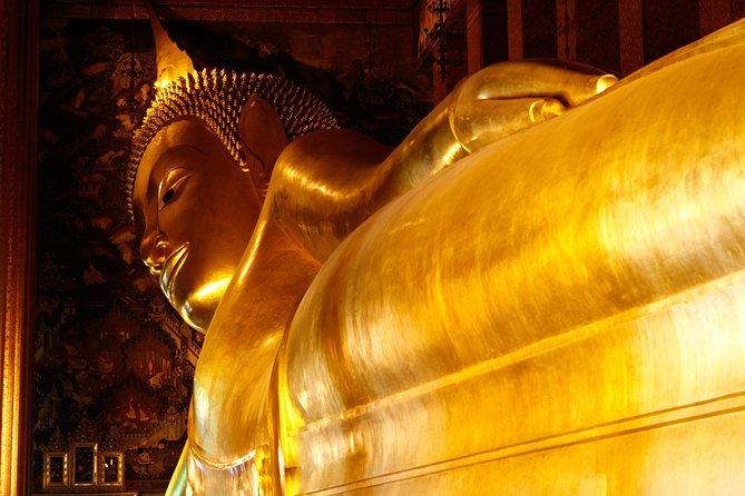 Bangkok City Tour: Top 3 Temples (Incl. WatPho-UNESCO, Tickets, Guide, Transfer)