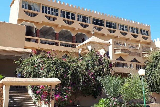 Taroudant +The Oasis of Tiout