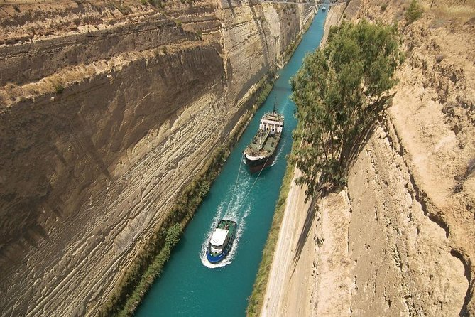 Royalty Ancient Corinth Half Day Tour up to 4 Customers