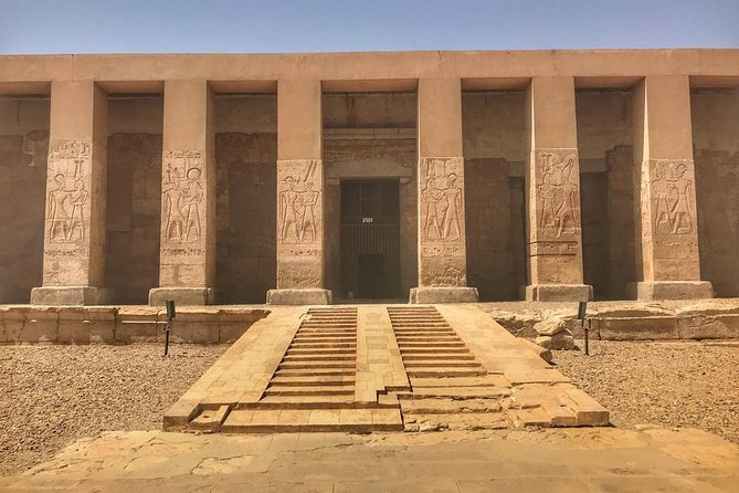 Tour to Dendera and Abydos Temples From Luxor