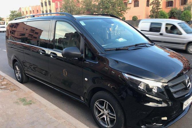 Transfers Marrakech to Essaouira or Essaouira to Marrakech