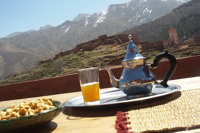 Private Day Trip To Atlas Mountains (Berber Trails)