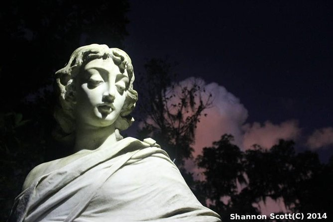 Bonaventure Cemetery After Hours Tour photo 7