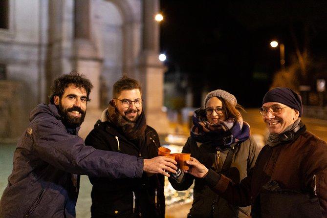 Local Craft Beer Walkin Rome