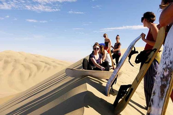 FULL DAY ICA - Sandboarding - Buggy and Pisco Tasting - ALL INCLUSIVE