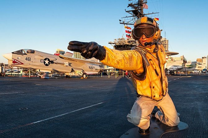 Skip the Line: USS Midway Museum Admission Ticket photo 3