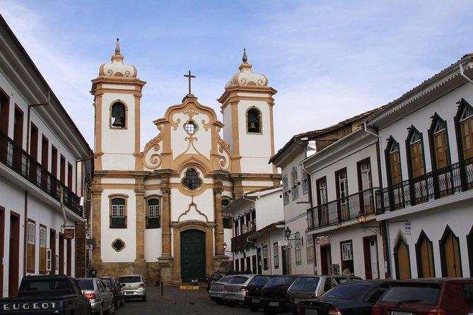 Ouro Preto and Mariana, MG