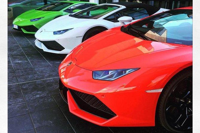 Antagonist Motor Tour: LamboFactory,Ferrari Museum,Pagani Factory&Museum,Lunch