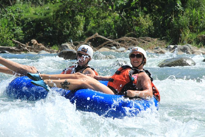 River Tubing Adventure Whitewater Class II+
