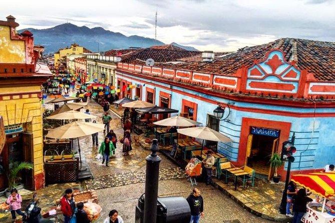 Tour to San Juan Chamula & Zinacantan