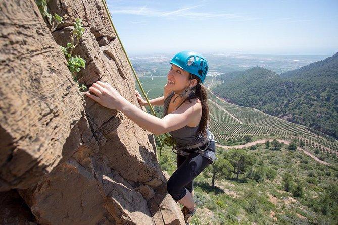 Outdoor climbing for beginners