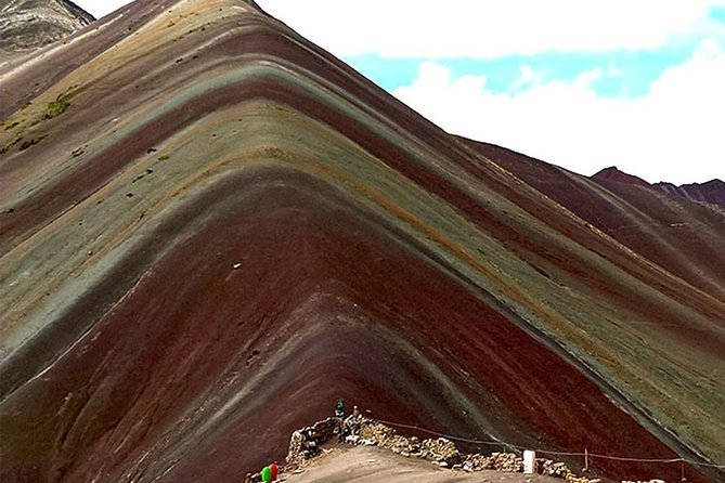 Rainbow Mountain Afternoon from Cusco Small Group Tours
