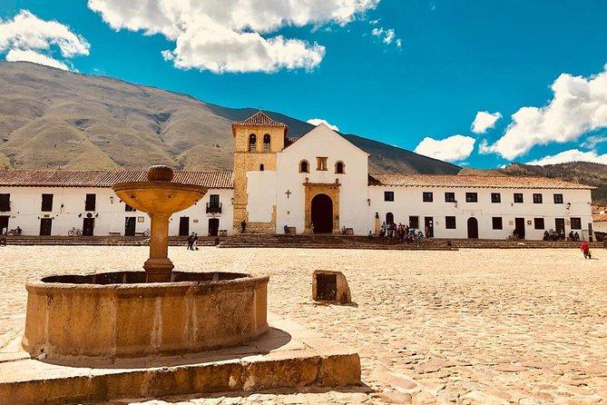 3-Day Tour: Bogota City Tour, Salt Cathedral, Guatavita Lagoon & Villa de Leyva