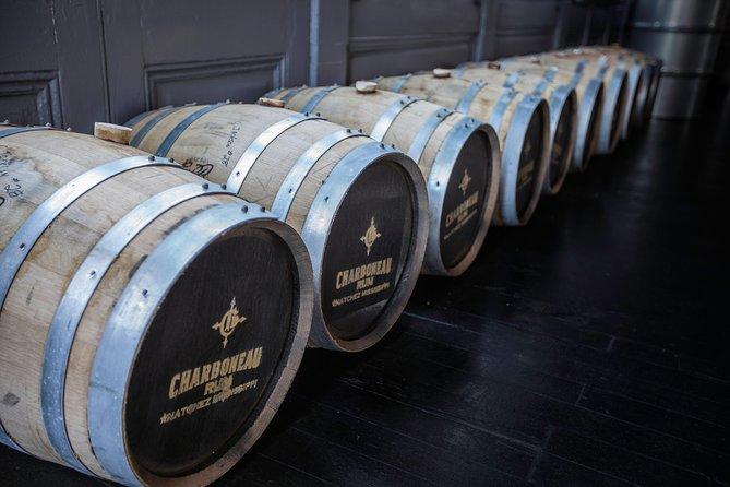 Tour our Rum Distillery