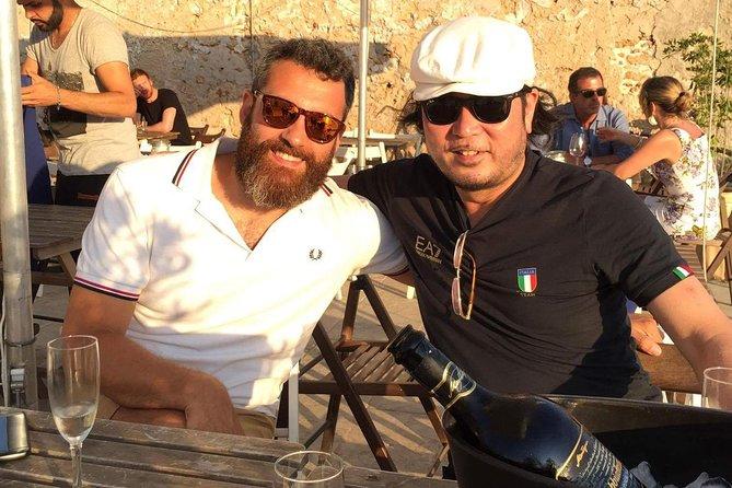 Ortigia food and wine tour with a local.