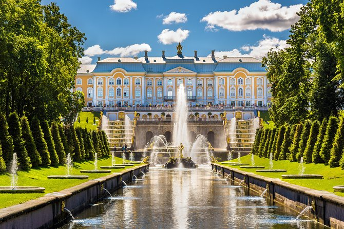 All the Must-See St. Petersburg Sights for 1 Day