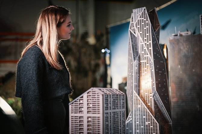 Weta Cave Workshop Tour & Miniature Effects Tour with Transport