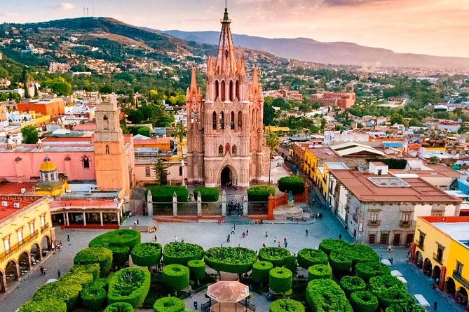 San Miguel de Allende in a day