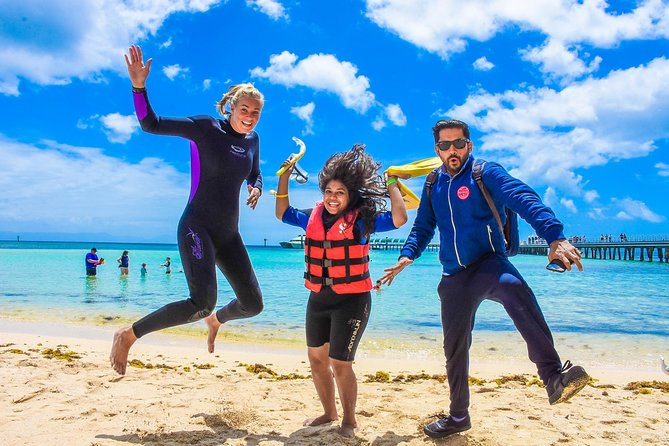 Green Island Day Trip from Cairns with Beaches Transfers