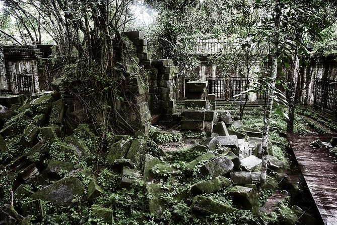 2-Days Private Tour Discovery Angkor Wat, Koh Ker and Beng Mealea Temple photo 8