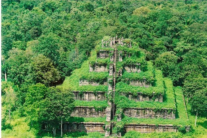 2-Days Private Tour Discovery Angkor Wat, Koh Ker and Beng Mealea Temple