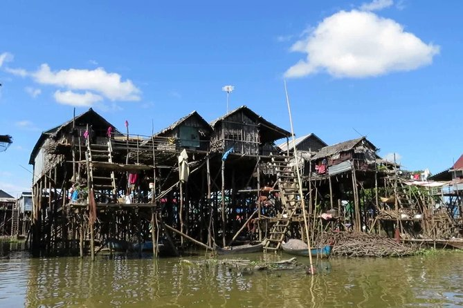 2-Days Private Tour Explore Angkor Wat, Beng Mealea Temple and Floating Village photo 6