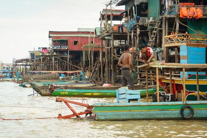 Kompong Khleang Floating Village Half-Day Small Group Tour