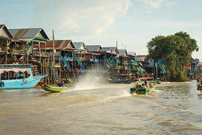 Explore Kompong Phluk Floating Village Private Experience