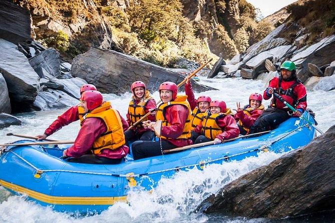 Shotover River Rafting Trip from Queenstown photo 2