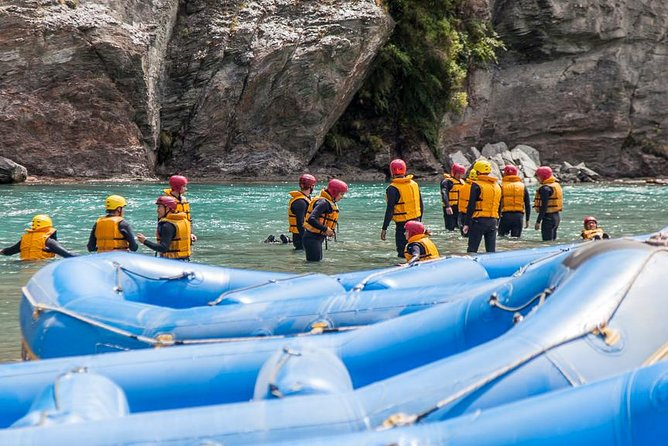 Shotover River Rafting Trip from Queenstown photo 4